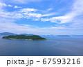 笠岡諸島 小飛島の風景 67593216
