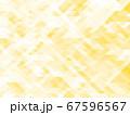 アブストラクト ポリゴンB イエロー 01 67596567