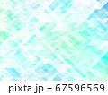 アブストラクト ポリゴンB ミントホワイト 01 67596569