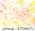 アブストラクト ポリゴンB イエロー 01 67596571