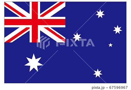新世界の国旗2:3Verオーストラリア 67596967