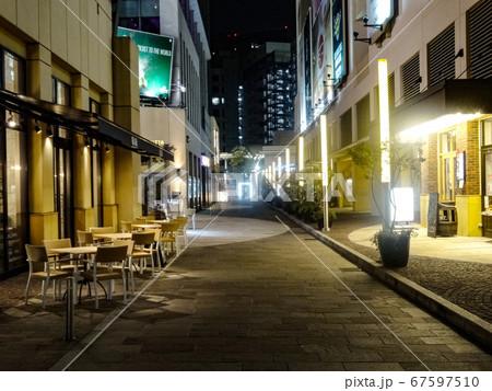 神奈川県川崎市のクラブチッタ通りを撮影した写真 67597510