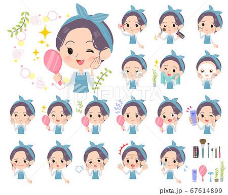 hairband apron mom_beauty 67614899