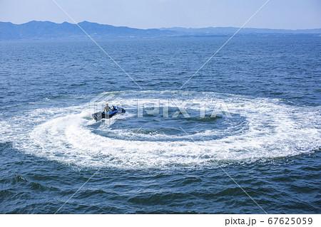 水上バイク 67625059