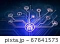 Social media communication 67641573