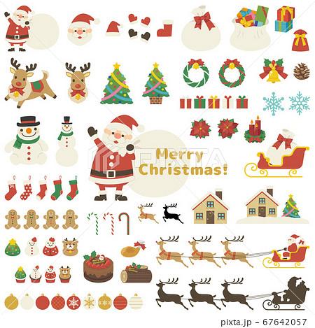 クリスマスセット 67642057