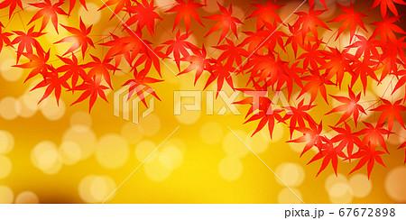紅葉 もみじ 秋 背景 67672898