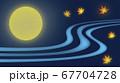 朧月夜の秋 67704728