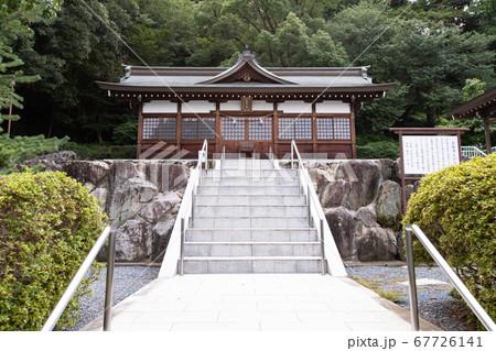 吉備津神社 えびす宮 -桃太郎伝説ゆかりの神社- 67726141
