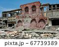 世界文化遺産 軍艦島 上陸(長崎県端島) 67739389