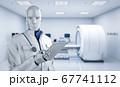 Doctor cyborg or robot 67741112