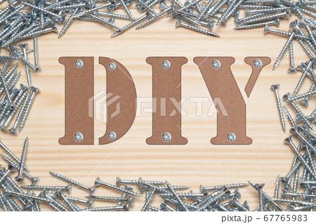 DIYイメージ アルファベット 文字 67765983