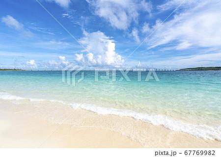 沖縄県 宮古島 与那覇前浜ビーチ 67769982