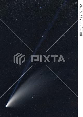 ネオワイズ彗星 C/2020 F3 67792192