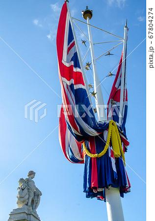イギリス国旗 67804274