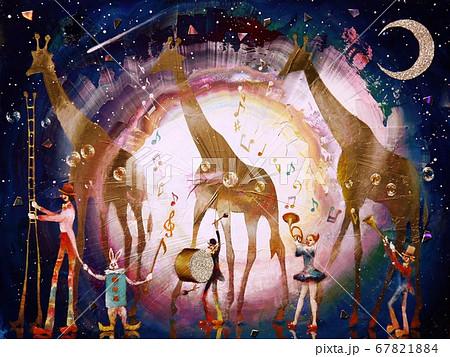 星屑のステージ 67821884