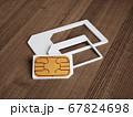 Sim card 67824698