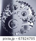 Gears cogwheel 67824705