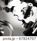 Gears cogwheel 67824707