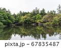 松江市 藩政時代の遺産 藩主の別荘跡と馬場 67835487