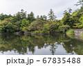 松江市 藩政時代の遺産 藩主の別荘跡と馬場 67835488