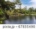 松江市 藩政時代の遺産 藩主の別荘跡と馬場 67835490