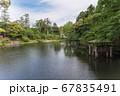 松江市 藩政時代の遺産 藩主の別荘跡と馬場 67835491