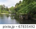 松江市 藩政時代の遺産 藩主の別荘跡と馬場 67835492