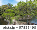 松江市 藩政時代の遺産 藩主の別荘跡と馬場 67835498