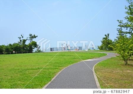 芦屋町夏井ヶ浜恋人の聖地は絶景スポット 67882947