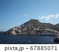 イドラ島の山 67885071