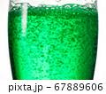 炭酸水 グリーン 67889606