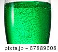 炭酸水 グリーン 67889608