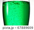 炭酸水 グリーン 67889609