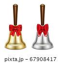 Golden silver bells 67908417