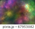 カラフルで広大な宇宙 67953082