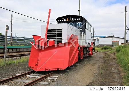 ラッセル車(JR北海道・幌延駅構内) 67962815
