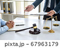 Consultation and conference of Male lawyers and 67963179