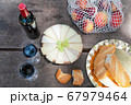 picnic with wine 67979464