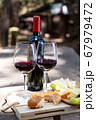 picnic with wine 67979472