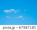 青空と雲 67987185