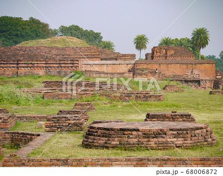 インド・ナーランダー仏教大学跡 68006872