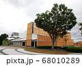 「ふじのくに茶の都ミュージアム」の外観(静岡県島田市) 68010289