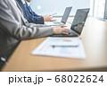 ビジネス イメージ 68022624