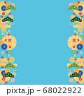 背景素材-秋和風8-4 68022922