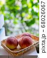 桃 物撮り 68026067