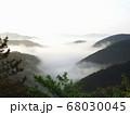 虎ヶ峰からの雲海⑨ 68030045