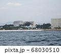 海からの白浜風景① 68030510