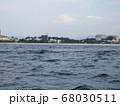 海からの白浜風景② 68030511