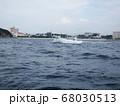 海からの白浜風景③ 68030513